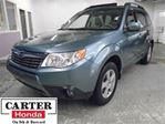 2010 Subaru Forester 2.5 X Touring Package + Sunroof in Vancouver, British Columbia