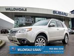 2012 Subaru Forester 2.5X Limited Navigation Off Lease One Owner in Thornhill, Ontario