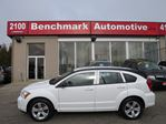 2011 Dodge Caliber UPTOWN-HTD LEATHER-1 OWNER-CLEAN CARPROOF-CDN in Scarborough, Ontario