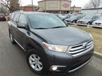 2012 Toyota Highlander 4WD V6 7PSGR BACK-UP CAMERA in Scarborough, Ontario
