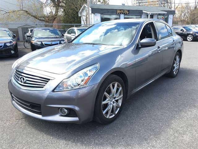 2012 infiniti g37 luxury grey import car centre. Black Bedroom Furniture Sets. Home Design Ideas