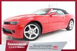 2015 Chevrolet Camaro RS* CONVERTIBLE+ MAGS+ GROUPE n++LECTRIQUE COMPLE in Terrebonne, Quebec