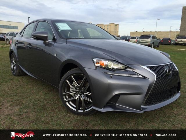 2015 lexus is 250 gray nebula grey pearl lexus of edmonton. Black Bedroom Furniture Sets. Home Design Ideas