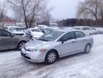 2007 Honda Civic DXG-FRESH TRADE-SALE ONLY $2485! in Ottawa, Ontario