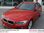 2012 BMW 3 Series 320 i (M6) *Clean Carproof, Local Trade-In* in Airdrie, Alberta