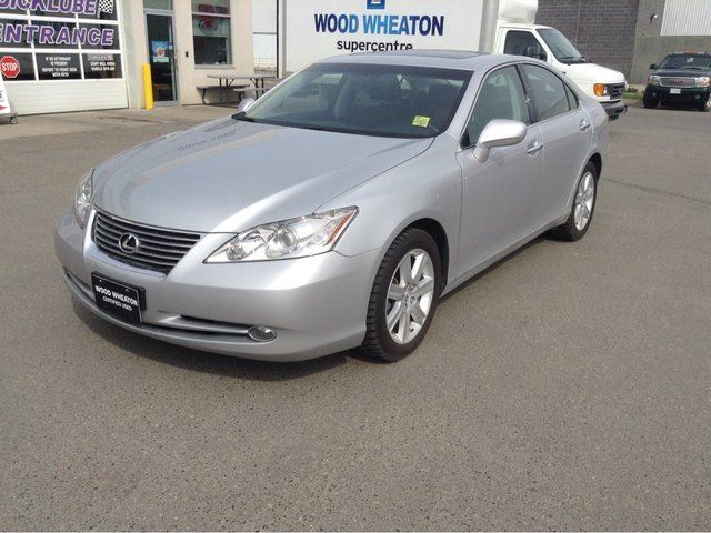 2008 lexus es 350 base prince george british columbia. Black Bedroom Furniture Sets. Home Design Ideas