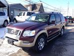 2006 Ford Explorer Eddie Bauer 4x4 Power Roof Leather Heated Seats in Caledonia, Ontario