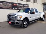 2011 Ford F-350 SD LARIAT 4X4 NAV CAM ROOF LEATH *CERTIFIED* in St Catharines, Ontario
