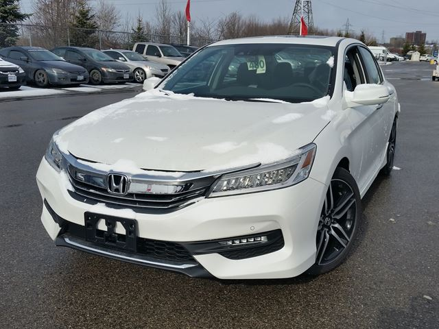 2016 honda accord touring whitby ontario car for sale 2398215. Black Bedroom Furniture Sets. Home Design Ideas