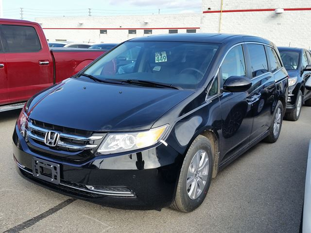 2016 honda odyssey ex l whitby ontario car for sale 2398226. Black Bedroom Furniture Sets. Home Design Ideas