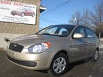 2009 Hyundai Accent 2009 HYU.ACCENT, AUTO , VERY LOW only 66 KM 12M.WRTY+SAFEY $5495 in Ottawa, Ontario