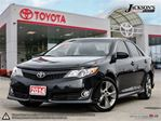 2014 Toyota Camry SE PACKAGE, TOYOTA CERTIFIED in Barrie, Ontario