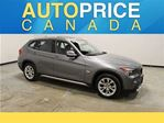 2012 BMW X1 NAVIGATION PANO ROOF XENON in Mississauga, Ontario