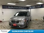 2015 Chrysler Town and Country Leather, Carproof Clean, Heated seats in Oakville, Ontario