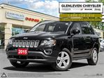 2015 Jeep Compass 4X4, High Altitude Package, Leather, Sunroof, Carp in Oakville, Ontario