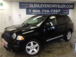 2007 Jeep Compass Limited, Leather, Sunroof, Heated seats, Clean Car in Oakville, Ontario