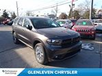2015 Dodge Durango BRAND NEW LIMITED LEATHER in Oakville, Ontario