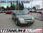 2005 Chevrolet Malibu ECO 4 Cylinders+Cruise Control+Power Seat+P Group in London, Ontario