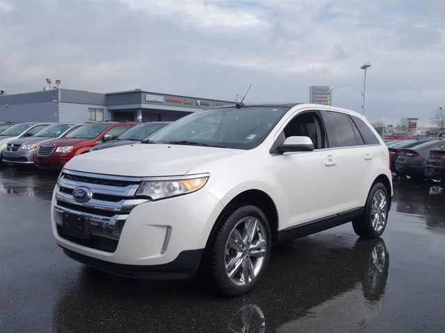2011 ford edge limited langley british columbia used car for sale 2398541. Black Bedroom Furniture Sets. Home Design Ideas