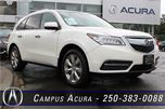 2014 Acura MDX Elite Pkg in Victoria, British Columbia
