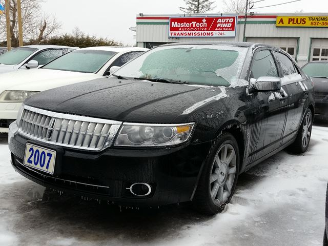 2007 lincoln mkz black autofind. Black Bedroom Furniture Sets. Home Design Ideas