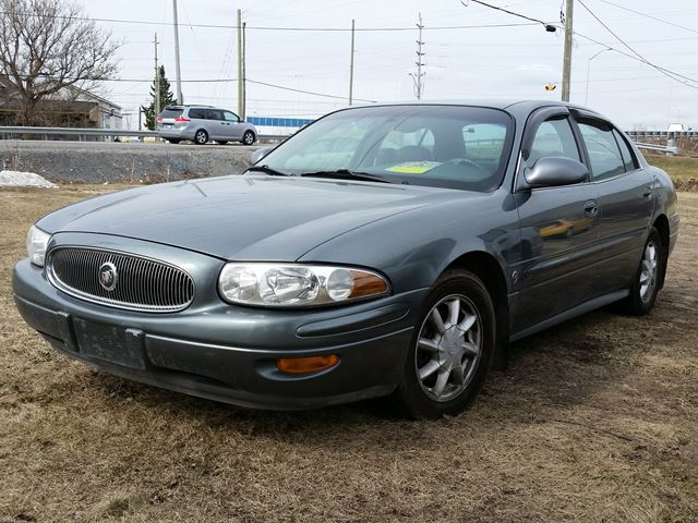 2004 buick lesabre limited grey auto choice 417 inc. Black Bedroom Furniture Sets. Home Design Ideas