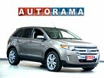 2013 Ford Edge LIMITED NAVI BACK UP CAM LEATHER PAN SUNROOF AWD in North York, Ontario