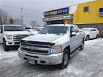 2012 Chevrolet Silverado 1500 LS Cheyenne Edition in North Bay, Ontario