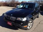 2008 BMW X3 3.0i- *AS IS* LEATHER, SUNROOF in Oakville, Ontario