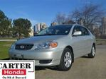 2003 Toyota Corolla LE + ONLY 91225KMS! NO ACCIDENTS! in Vancouver, British Columbia