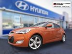 2013 Hyundai Veloster BASE 1 OWNER in Ottawa, Ontario