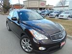 2008 Infiniti EX35 NAVIGATION SUNROOF AWD in Scarborough, Ontario