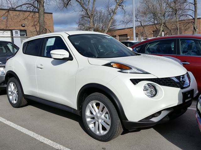 2016 nissan juke sv mississauga ontario car for sale 2400024. Black Bedroom Furniture Sets. Home Design Ideas