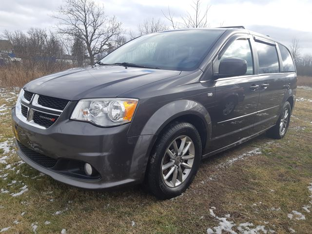 2014 dodge grand caravan 30th anniversary fort erie ontario used car for sale 2399662. Black Bedroom Furniture Sets. Home Design Ideas