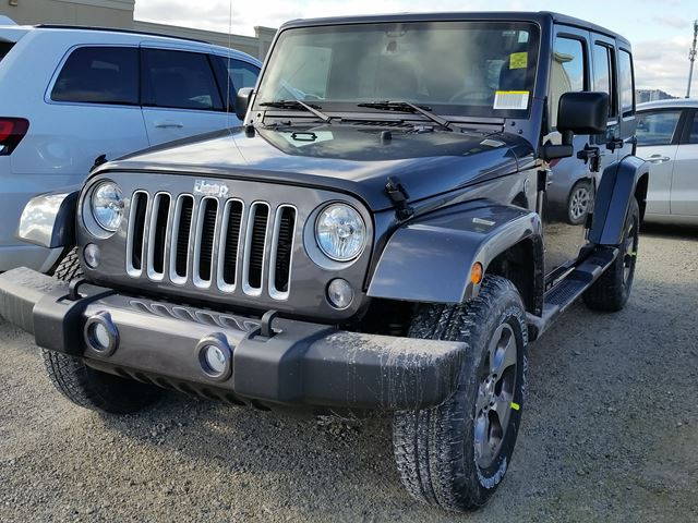 2016 jeep wrangler unlimited sahara milton ontario new car for sale 2400062. Black Bedroom Furniture Sets. Home Design Ideas