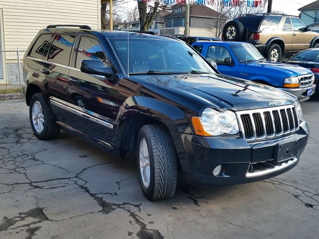 used 2008 jeep grand cherokee limited 4x4 3l diesel for 13900 in st catharines ontario 2064556. Black Bedroom Furniture Sets. Home Design Ideas