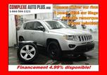 2011 Jeep Compass North *Mags,Fogs, 8 pneus! in Saint-Jerome, Quebec