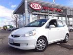 2008 Honda Fit LX AUTO/AIR/ 1 OWNER in Mississauga, Ontario