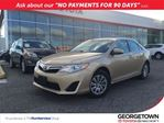 2012 Toyota Camry LE in Georgetown, Ontario