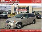 2015 Chrysler Town and Country TOURING -L DUAL DVD NAVIGATION SUNROOF in Milton, Ontario