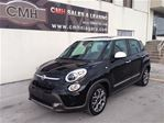 2014 Fiat 500L TREKKING ROOF LEATH/CLOTH B/TOOTH *CERTIFIED* in St Catharines, Ontario