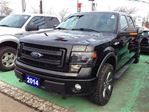 2014 Ford F-150 FX4,LEATHER,NAV,SUNROOF in Mississauga, Ontario
