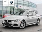 2015 BMW 3 Series i xDrive ALL WHEEL DRIVE in Oakville, Ontario