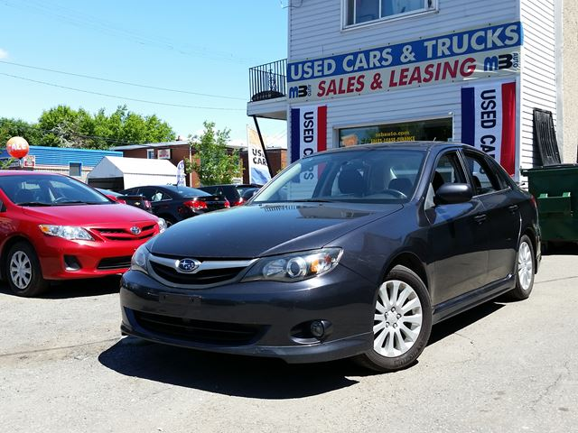 2010 Subaru Impreza AWD SPORT!! $0 DOWN $58-WKLY! - Ottawa, Ontario Used Car For Sale - 2400678