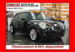 2010 MINI Cooper S Édition Mayfair *Cuir,Toit pano. in Saint-Jerome, Quebec