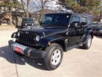 2014 Jeep Wrangler Unlimited SAHARA ..HURRY IN in Hamilton, Ontario
