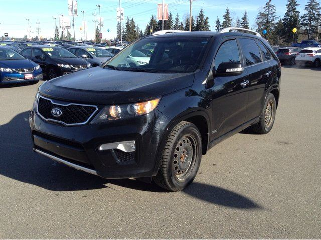 2013 KIA SORENTO AWD 4DR V6 AT SX in Prince George, British Columbia