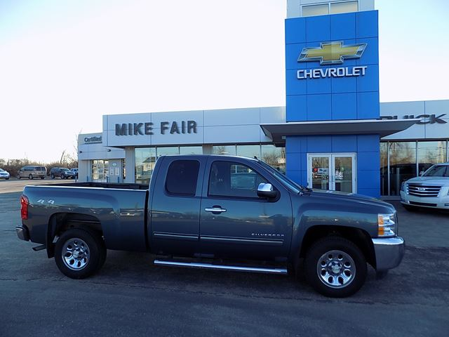 2013 chevrolet silverado 1500 ls blue mike fair chevrolet buick gmc. Cars Review. Best American Auto & Cars Review