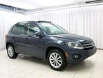 2013 Volkswagen Tiguan 4MOTION SUV LEATHER AND SUNROOF in Halifax, Nova Scotia