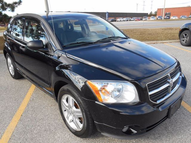 2007 dodge caliber sxt 2 0l alloys black auto berry. Black Bedroom Furniture Sets. Home Design Ideas